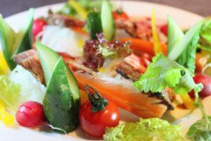 きゅうりのサラダ