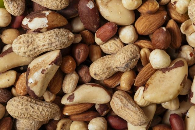 ピーナッツの保存方法