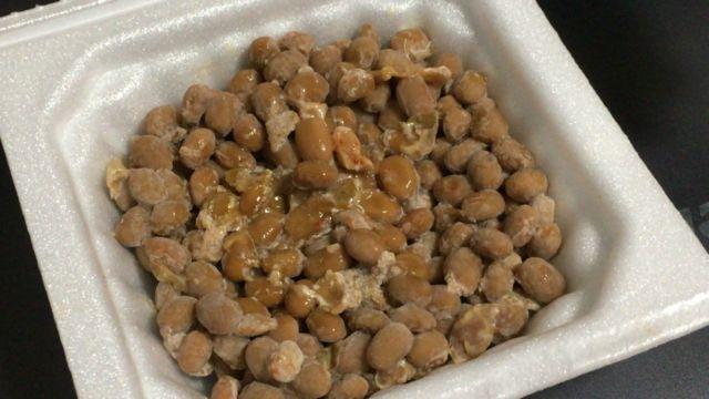 賞味期限切れの納豆