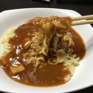 焼きそば麺にかけてべてもおいしい