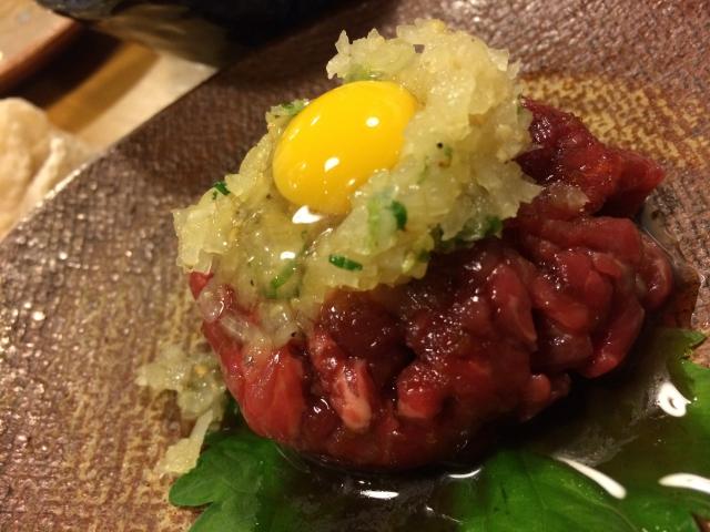 生肉をおいしく食べる方法ゆっけ