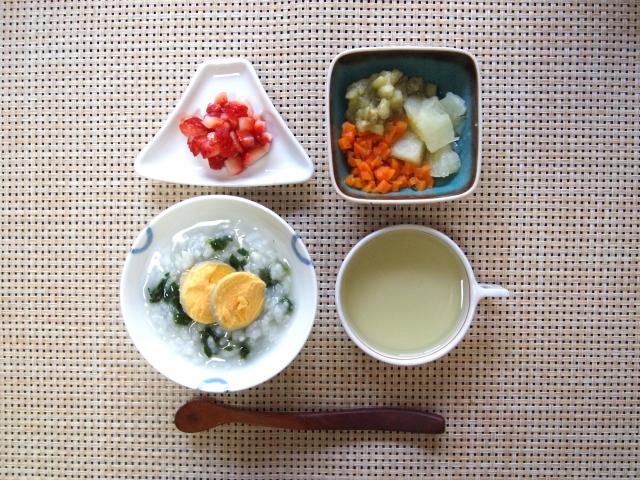 離乳食のお粥の消費期限