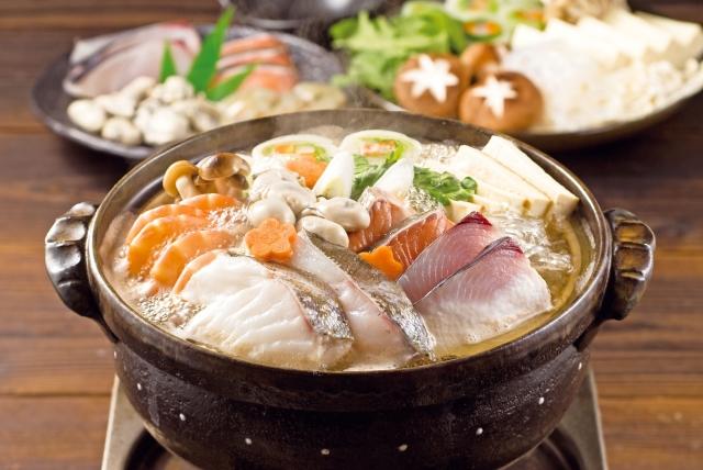 海鮮鍋の残り汁と賞味期限