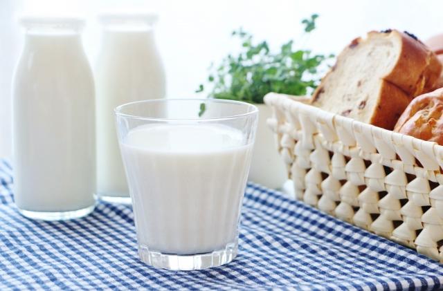 牛乳の賞味期限