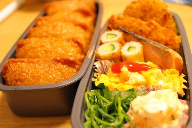 いなり寿司の保存方法