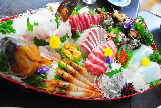 刺身をおいしく食べる方法