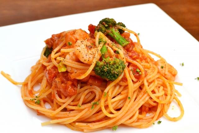 スパゲティはパスタの一つ