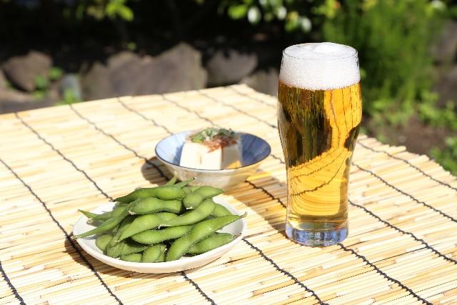 枝豆をおいしく食べる方法