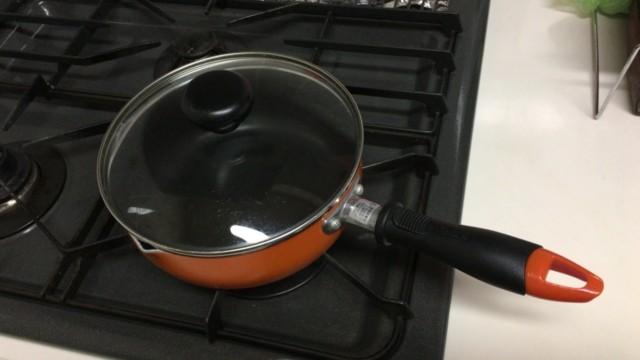 鍋と温泉たまご