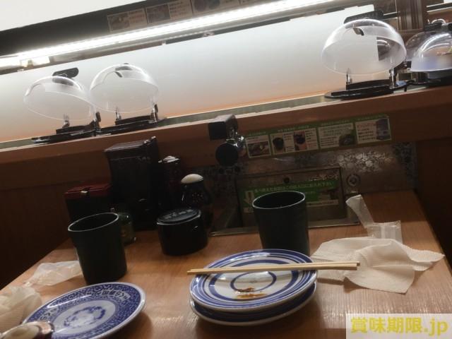くら寿司のレーン