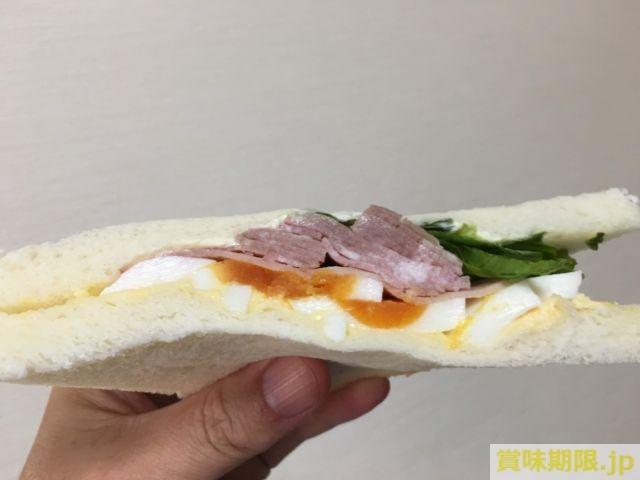 サンドイッチの賞味期限