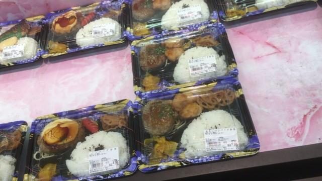 お惣菜と麻婆豆腐