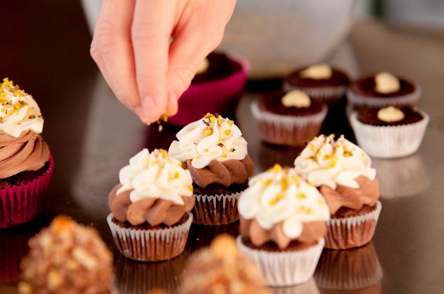 手作りチョコレートとバレンタイン