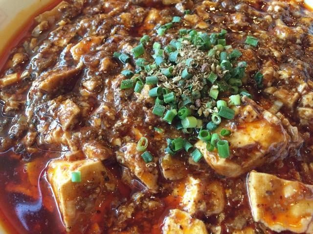 麻婆豆腐の冷凍保存