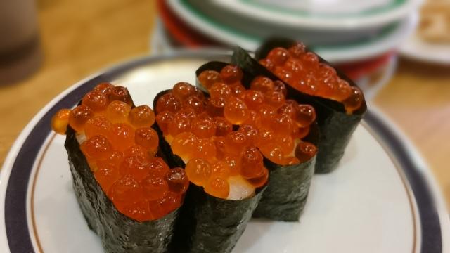 回転寿司の日持ち