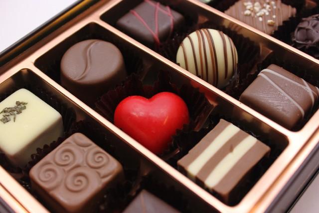 チョコレートの消費期限