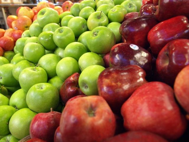 りんごには種類がたくさんある