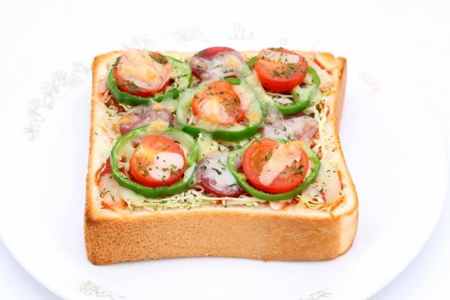 ピザトーストの消費期限