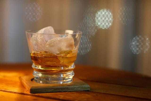 おいしい氷でおいしい飲み物