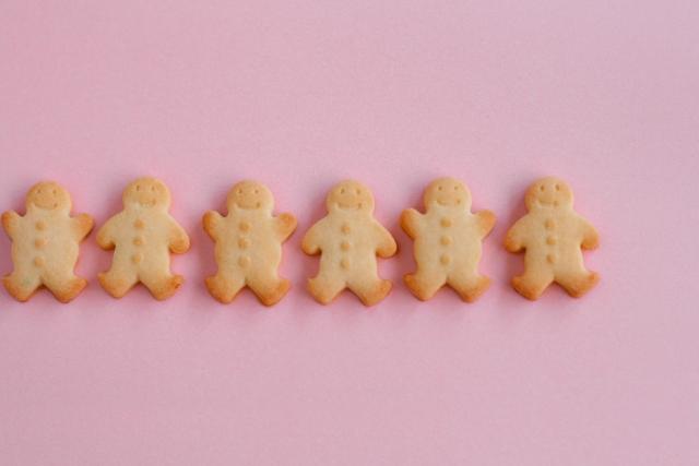 手作りクッキーはおいしい