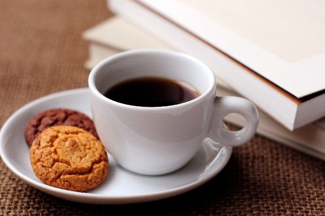 クッキーと珈琲は相性が良い