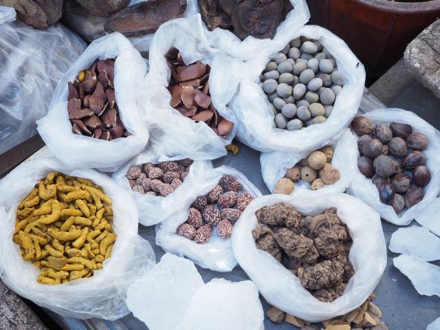 乾物の保存方法