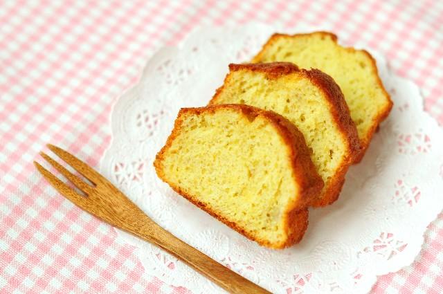 手作りすると喜ばれるパウンドケーキ