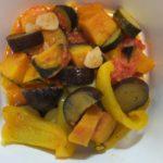 1か月日持ちする料理で手抜き+アレンジ料理で手抜き(ラタトゥイユ)