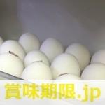 生たまご(鶏卵の生たまご)の賞味期限・消費期限について