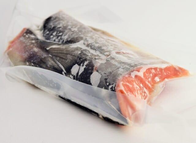 冷凍焼けの対策