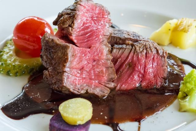 ステーキのおいしさの秘密