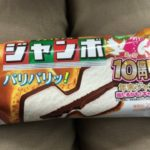 【森永 チョコ モナカ ジャンボ】アイスクリームの賞味期限は表示されていない