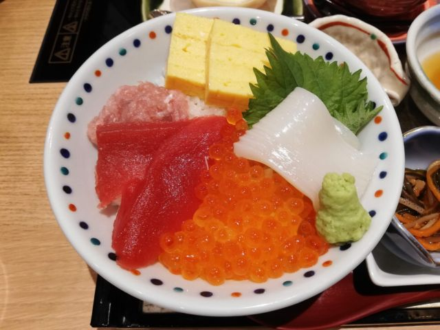 海鮮丼の賞味期限