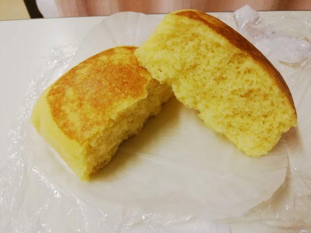 蒸しパンの保存方法