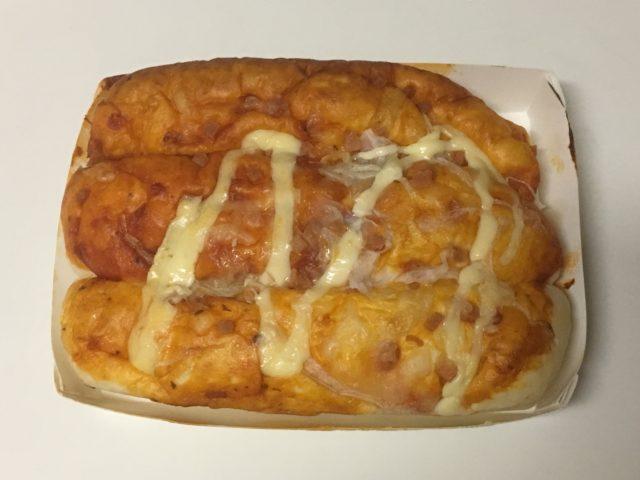 ピザパンの冷凍