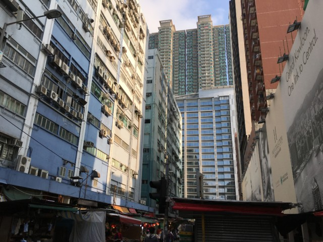 香港の中華お粥