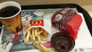マクドナルドのポテトの賞味期限