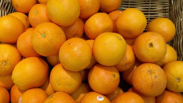 オレンジの日持ち