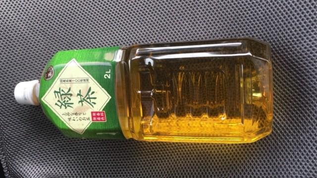 ペットボトルのお茶の賞味期限