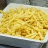 冷凍ポテトは全種類揚げると軽くなる